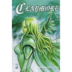 Claymore - N° 3 - Claymore 3 - Point Break Star Comics