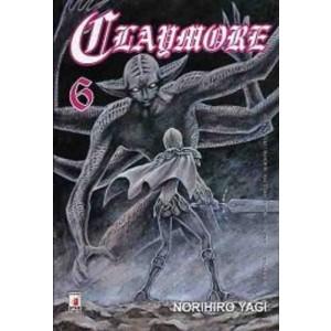 Claymore - N° 6 - Claymore 6 - Point Break Star Comics