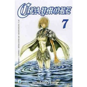 Claymore - N° 7 - Claymore 7 - Point Break Star Comics