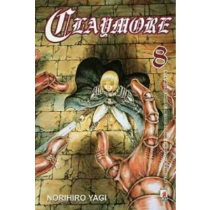 Claymore - N° 8 - Claymore 8 - Point Break Star Comics