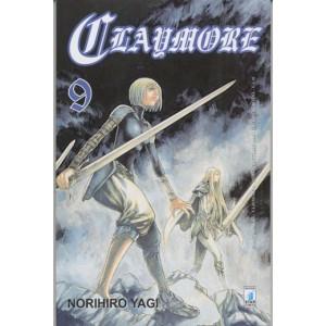 Claymore - N° 9 - Claymore 9 - Point Break Star Comics