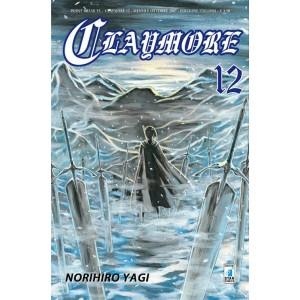 Claymore - N° 12 - Claymore 12 - Point Break Star Comics