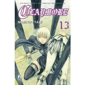 Claymore - N° 13 - Claymore 13 - Point Break Star Comics