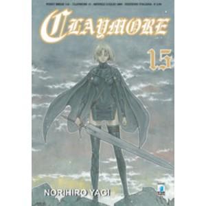 Claymore - N° 15 - Claymore 15 - Point Break Star Comics