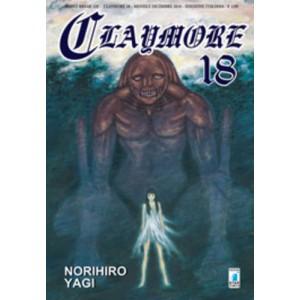 Claymore - N° 18 - Claymore 18 - Point Break Star Comics
