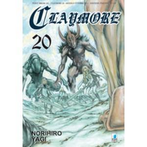 Claymore - N° 20 - Claymore 20 - Point Break Star Comics