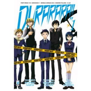 Durarara!! - N° 1 - Durarara!! (M4) - Point Break Star Comics