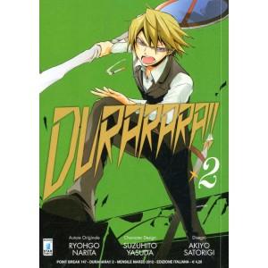 Durarara!! - N° 2 - Durarara!! 2 (M4) - Point Break Star Comics