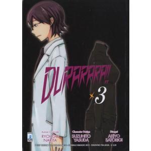 Durarara!! - N° 3 - Durarara!! 3 - Point Break Star Comics