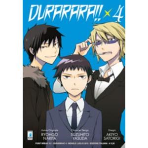 Durarara!! - N° 4 - Durarara!! 4 (M4) - Point Break Star Comics