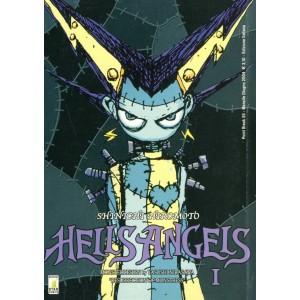 Hells Angels - N° 1 - Hells Angels Vol 1 - Point Break Star Comics