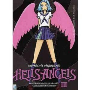 Hellsangels - N° 3 - Hellsangels 3 - Point Break Star Comics