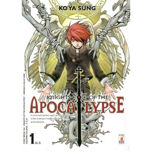 Knights Of The Apocalypse - N° 1 - Knights Of The Apocalypse 1 (M3) - Point Break Star Comics