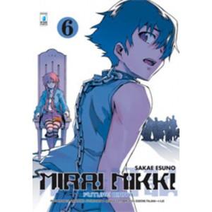 Mirai Nikki - N° 6 - Future Diary 6 (M12) - Point Break Star Comics