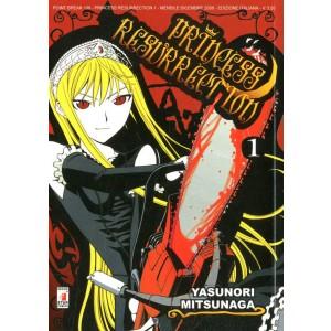 Princess Resurrection - N° 1 - Princess Resurrection 1 - Point Break Star Comics