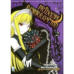 Princess Resurrection - N° 2 - Princess Resurrection 2 - Point Break Star Comics
