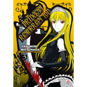 Princess Resurrection - N° 3 - Princess Resurrection 3 - Point Break Star Comics