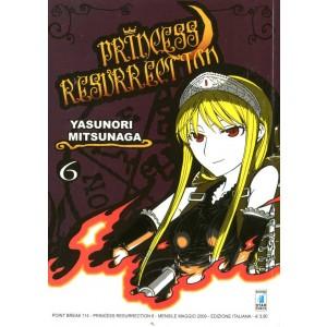 Princess Resurrection - N° 6 - Princess Resurrection 6 - Point Break Star Comics