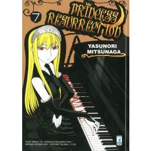 Princess Resurrection - N° 7 - Princess Resurrection 7 (M7) - Point Break Star Comics