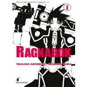 Ragnarok - N° 1 - Ragnarok 1 (M3) - Point Break Star Comics