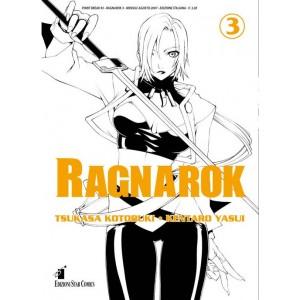 Ragnarok - N° 3 - Ragnarok 3 (M3) - Point Break Star Comics