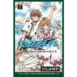 Tsubasa - N° 7 - Reservoir Chronicle - Fan Star Comics