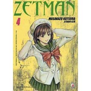 Zetman - N° 4 - Zetman 4 - Point Break Star Comics