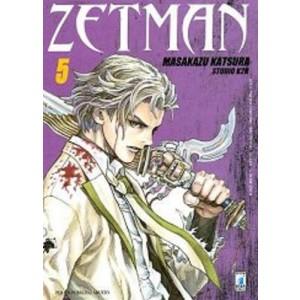 Zetman - N° 5 - Zetman 5 - Point Break Star Comics