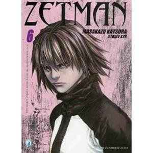 Zetman - N° 6 - Zetman 6 - Point Break Star Comics