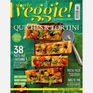 Slowly Veggie! Quiches e Tortini (N. 6 Novembre / Dicembre 2017)