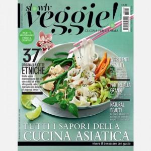 Slowly Veggie! Tutti i sapori della cucina asiatica