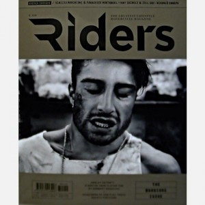 Riders Gennaio 2018