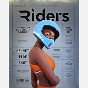 Riders Dicembre 2017