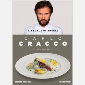 A scuola di cucina con Carlo Cracco Pesce azzurro