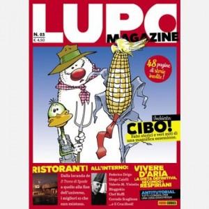 Lupo Magazine Numero 3 (Marzo 2018)