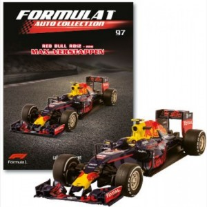 Formula 1 Auto Collection Red Bull RB12 2016