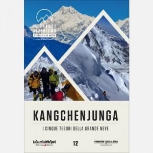 Il grande alpinismo - Storie d'alta quota (DVD) Kangchenjunga. I cinque tesori della grande neve
