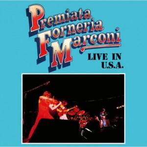 Progressive Rock italiano in Vinile PFM - Live in USA