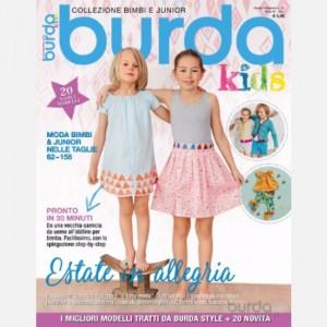 Burda Collezione Kids Estate in allegria (Edizione 2017)