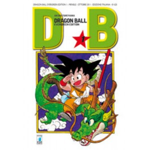 Dragon Ball Evergreen - N° 1 - Dragon Ball Evergreen Edition - Star Comics