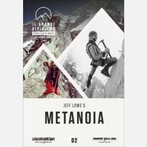 Il grande alpinismo - Storie d'alta quota (DVD) Jeff Lowe's Metanoia