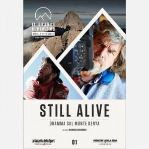 Il grande alpinismo - Storie d'alta quota (DVD) Still Alive