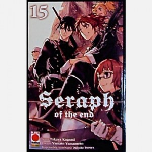 Arashi: Seraph of the end Uscita N° 15