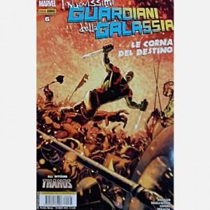 I Nuovissimi Guardiani della Galassia I Nuovissimi Guardiani della Galassia N° 6/68
