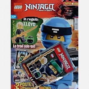 LEGO Ninjago Numero 20 + un set Lego® ufficiale