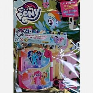 My Little Pony Magazine Numero 47 + Il diario segreto di My Little Pony