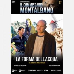 Il commissario Montalbano (DVD) La forma dell'acqua