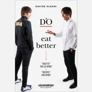 Ricette per lo sport di Davide Oldani D'o eat better