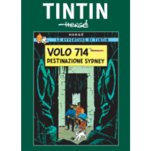 La grande avventura a fumetti di Tintin Volo 714 Destinazione Sydney