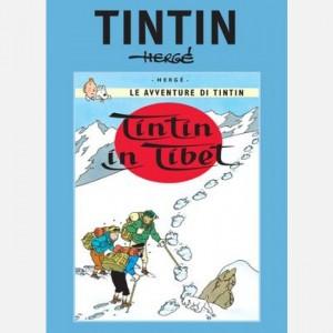 La grande avventura a fumetti di Tintin In Tibet